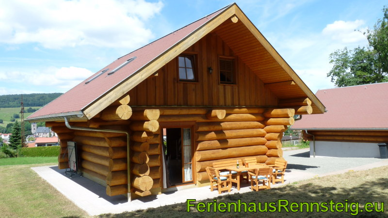 blockhaus urlaub am rennsteig im th ringer wald blockhaus urlaub. Black Bedroom Furniture Sets. Home Design Ideas